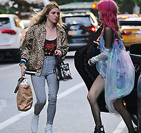 www.acepixs.com<br /> <br /> May 20 2017, New York City<br /> <br /> Bella Thorne (L) and Dani Thorne went out in Tribeca on May 20 2017 in New York City<br /> <br /> By Line: Curtis Means/ACE Pictures<br /> <br /> <br /> ACE Pictures Inc<br /> Tel: 6467670430<br /> Email: info@acepixs.com<br /> www.acepixs.com