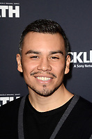 """LOS ANGELES - JAN 14:  J.J. Soria at the Crackle's """"The Oath"""" Photo Call at the Langham Huntington Hotel on January 14, 2018 in Pasadena, CA"""