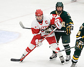 Holly Lorms (BU - 8), Kailey Nash (Vermont - 7) - The Boston University Terriers tied the visiting University of Vermont Catamounts 2-2 on Saturday, November 13, 2010, at Walter Brown Arena in Boston, Massachusetts.
