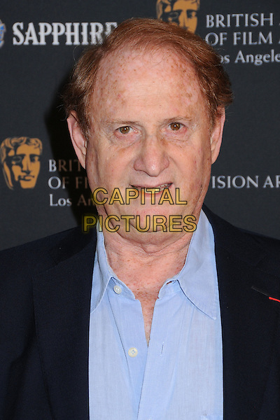 MIKE MEDAVOY .17th Annual BAFTA Los Angeles Awards Season Tea Party held at the Four Seasons Hotel, Beverly Hills, California, USA, 15th January 2011..portrait headshot blue shirt .CAP/ADM/BP.©Byron Purvis/AdMedia/Capital Pictures.