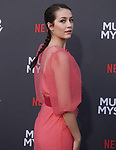 "Emma Fuhrmann 085 arrives at the LA Premiere Of Netflix's ""Murder Mystery"" at Regency Village Theatre on June 10, 2019 in Westwood, California"