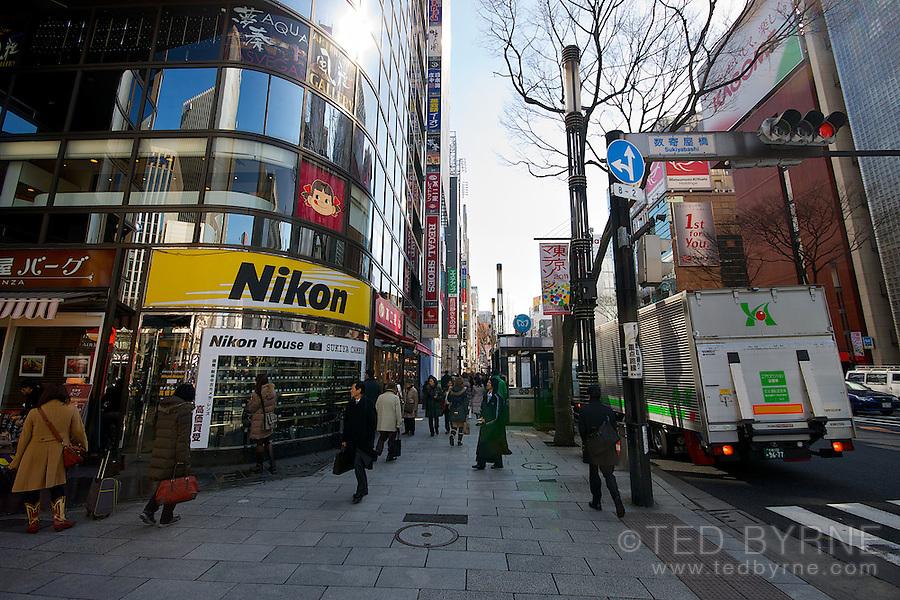 Nikon House Ginza, Sukiya Camera