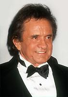 Johnny Cash, 1990, Photo By Michael Ferguson/PHOTOlink