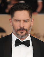 www.acepixs.com<br /> <br /> January 29 2017, LA<br /> <br /> Joe Manganiello arriving at the 23rd Annual Screen Actors Guild Awards at The Shrine Expo Hall on January 29, 2017 in Los Angeles, California<br /> <br /> By Line: Peter West/ACE Pictures<br /> <br /> <br /> ACE Pictures Inc<br /> Tel: 6467670430<br /> Email: info@acepixs.com<br /> www.acepixs.com