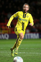Marcus Harness of Burton Albion in action during Charlton Athletic vs Burton Albion, Sky Bet EFL League 1 Football at The Valley on 12th March 2019