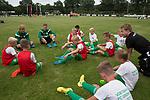 27-07-2017, Voetbalkamp, Norg, Jeugd, Ritsu Doan of FC Groningen, Ruben Jenssen of FC Groningen,