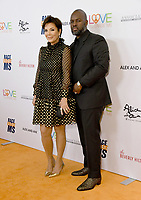 10 May 2019 - Beverly Hills, California - Kris Jenner, Cory Gamble. 26th Annual Race to Erase MS Gala held at the Beverly Hilton Hotel. <br /> CAP/ADM/BT<br /> &copy;BT/ADM/Capital Pictures