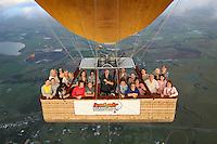 20150329 March 29 Hot Air Balloon Gold Coast