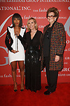 Actress Kerry Washington receives the Lord & Taylor Fashion Oracle award, and poses with Liz Rodbell, President of Lord and Taylor; and Margaret Hayes, President and CEO of FGI at The Fashion Group International's Night of Stars 2017 gala at Cipriani Wall Street on October 26, 2017.