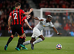 Paul Pogba of Manchester United during the premier league match at the Vitality Stadium, Bournemouth. Picture date 18th April 2018. Picture credit should read: David Klein/Sportimage