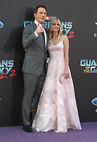 19 April 2017 - Hollywood, California - Chris Pratt, Anna Faris. Premiere Of Disney And Marvel's &quot;Guardians Of The Galaxy Vol. 2&quot; held at the Dolby Theatre. <br /> CAP/ADM<br /> &copy;ADM/Capital Pictures