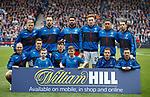 Rangers squad