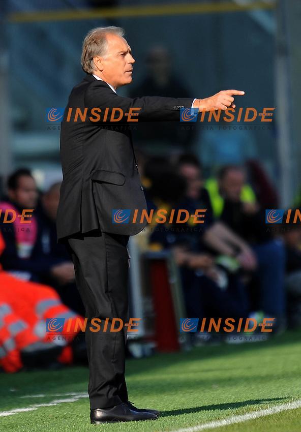 "Franco COLOMBA (Parma).Parma 23/10/2011 Stadio ""Ennio Tardini"".Serie A 2011/2012.Football Calcio Parma Vs Atalanta.Foto Insidefoto Alessandro Sabattini."