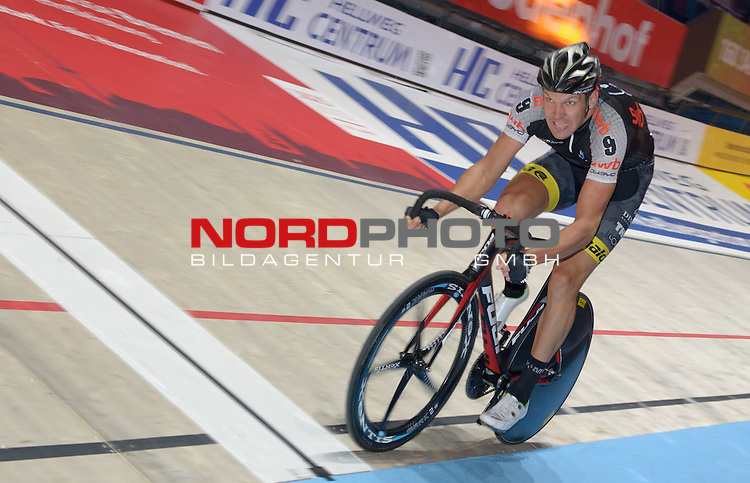 13.01.2015, &Ouml;VB Arena, Bremen, GER, Sixdays Bremen, im Bild Marcel Kalz (Team swb #9)<br /> <br /> Foto &copy; nordphoto / Frisch