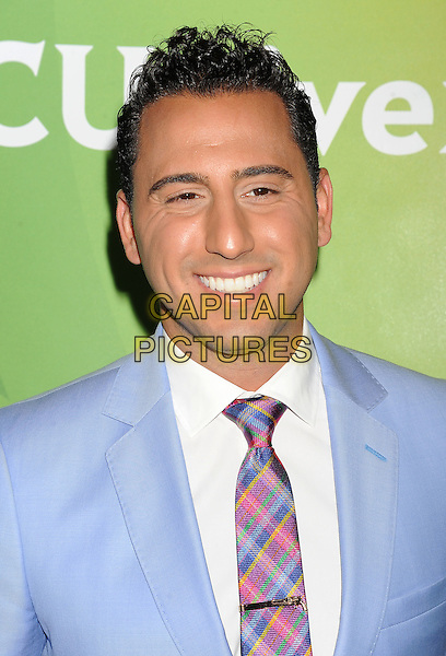 BEVERLY HILLS, CA- JULY 14: TV personality Josh Altman attends the 2014 Television Critics Association Summer Press Tour - NBCUniversal - Day 2 held at the Beverly Hilton Hotel on July 14, 2014 in Beverly Hills, California.<br /> CAP/ROT/TM<br /> &copy;Tony Michaels/Roth Stock/Capital Pictures