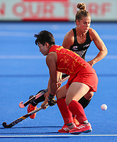 Rose Keddell. Pro League Hockey, Vantage Blacksticks Women v China. Nga Puna Wai Hockey Stadium, Christchurch, New Zealand. Sunday 17th February 2019. Photo: Simon Watts/Hockey NZ