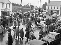 Cahermee fair in the 1950's..Photo: macmonagle.com archive