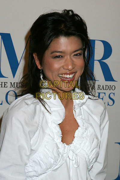 "GRACE PARK.The Museum of Television and Radio's 2006 William S. Paley Television Festival - ""Battlestar Galactica""..Hollywood, California, USA, 03 March 2006..portrait headshot.Ref: ADM/BP.www.capitalpictures.com.sales@capitalpictures.com.©Byron Purvis/AdMedia/Capital Pictures."