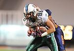 Tulane falls to UTEP, 24-20, at Sun Bowl Stadium in El Paso, TX.