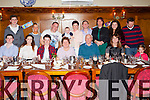 +++Reproduction Free+++<br /> Enjoying her 70th birthday was Philemena Hickey from Knocknagoshal, pictured here celebrating with family and friends last Saturday night in Leen's Hotel, Abbeyfeale.