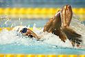 Takeshi Matsuda (JPN), .April 3, 2012 - Swimming : .JAPAN SWIM 2012, Men's 200m Freestyle Heat .at Tatsumi International Swimming Pool, Tokyo, Japan. .(Photo by Daiju Kitamura/AFLO SPORT) [1045]
