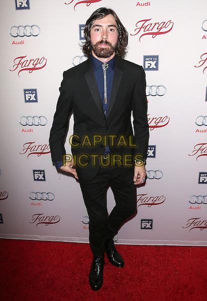 07 October 2015 - Hollywood, California - Allan Dobrescu. &quot;Fargo&quot; Season 2 Premiere held at ArcLight Cinemas. <br /> CAP/ADM/FS<br /> &copy;FS/ADM/Capital Pictures