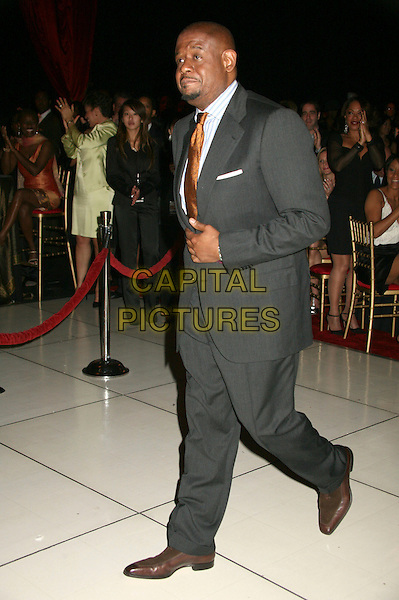 FOREST WHITAKER.Ebony Hosts 3rd Annual Pre-Oscar Celebration at Jim Henson Studios, Hollywood, California, USA..February 22nd, 2007.full length grey gray suit .CAP/ADM/BP.©Byron Purvis/AdMedia/Capital Pictures