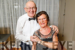 """John and Ena O'Shea providing the interval entertainment at the Tralee Musical Society """"Strictly Come Dancing"""" Mr and Mrs in Ballyroe Heights Hotel on Saturday."""