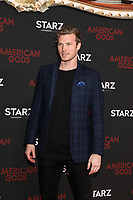 """LOS ANGELES - MAR 5:  Derek Theler at the """"American Gods"""" Season 2 Premiere at the Theatre at Ace Hotel on March 5, 2019 in Los Angeles, CA"""