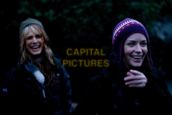 Lynn Shelton & Emily Blunt.in Your Sister's Sister .*Filmstill - Editorial Use Only*.CAP/NFS.Supplied by Capital Pictures.