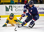 2020-02-08 NCAA: UConn Huskies at Vermont Women's Ice Hockey