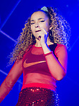 Ella Eyre at the Big Feastival 2017, aton Alex James' farm Kingham Oxfordshire uk