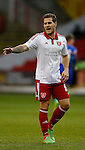 Billy Sharp of Sheffield Utd - FA Cup Second round - Sheffield Utd vs Oldham Athletic - Bramall Lane Stadium - Sheffield - England - 5th December 2015 - Picture Simon Bellis/Sportimage
