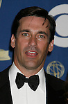 LOS ANGELES, CA. - September 20: Actor Jon Hamm poses in the press room at the 61st Primetime Emmy Awards held at the Nokia Theatre on September 20, 2009 in Los Angeles, California.