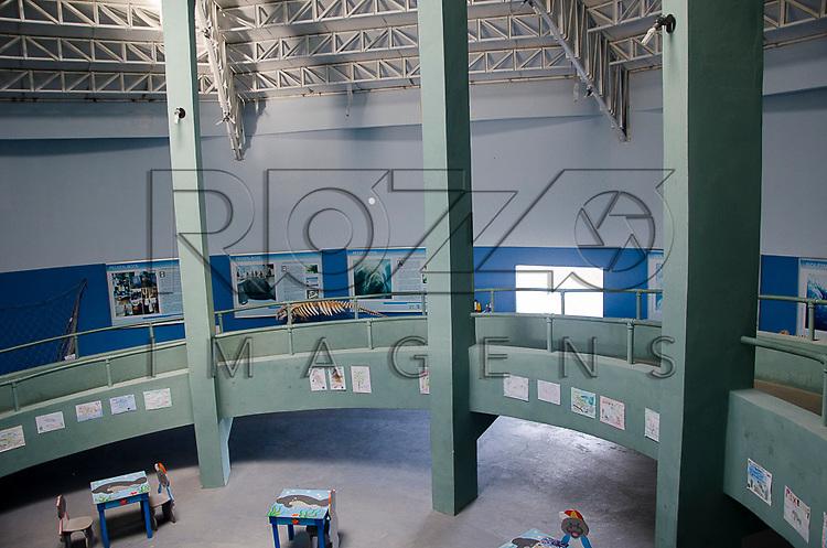 Centro de Preservação do Peixe-Boi Marinho - vinculado ao ICMBio - Instituto Chico Mendes, Ilha de Itamaracá - PE, 12/2012.