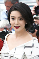 FAN BINGBING - PHOTOCALL OF JURY AT THE 70TH FESTIVAL OF CANNES 2017