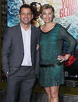 """HOLLYWOOD, LOS ANGELES, CA, USA - MARCH 04: Zack Snyder, Deborah Snyder at the Los Angeles Premiere Of Warner Bros. Pictures And Legendary Pictures' """"300: Rise Of An Empire"""" held at TCL Chinese Theatre on March 4, 2014 in Hollywood, Los Angeles, California, United States. (Photo by Xavier Collin/Celebrity Monitor)"""