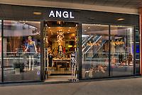 ANGL, Clothing Store,  Santa Monica Place; shopping mall; Santa Monica; CA;