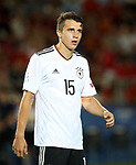 Germany's Marc-Oliver Kempf in action during the UEFA Under 21 Final at the Stadion Cracovia in Krakow. Picture date 30th June 2017. Picture credit should read: David Klein/Sportimage