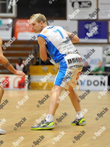2013-10-01 / Basketbal / seizoen 2013-2014 / Kangoeroes Willebroek / Dieter Soevereyns<br /><br />Foto: Mpics.be
