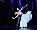 Matthew Bourne's CINDERELLA returns to Sadler's Wells and runs until January 27th 2018. Picture shows: Ashley Shaw (Cinderella), Dominic North (Harry, the Pilot)