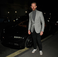 Alistair Guy at the GQ Car Awards 2018, Corinthia Hotel, Whitehall Place, London, England, UK, on Monday 05 February 2018.<br /> CAP/CAN<br /> &copy;CAN/Capital Pictures
