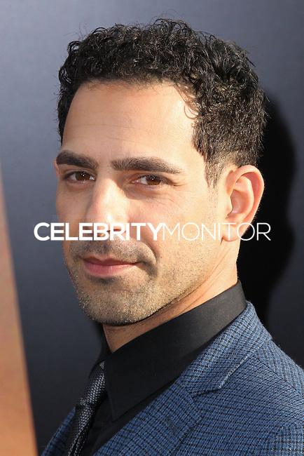 "HOLLYWOOD, LOS ANGELES, CA, USA - MAY 08: Patrick Sabongui at the Los Angeles Premiere Of Warner Bros. Pictures And Legendary Pictures' ""Godzilla"" held at Dolby Theatre on May 8, 2014 in Hollywood, Los Angeles, California, United States. (Photo by Xavier Collin/Celebrity Monitor)"