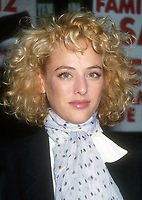 Virginia Madsen, 1992, Photo By Michael Ferguson/PHOTOlink