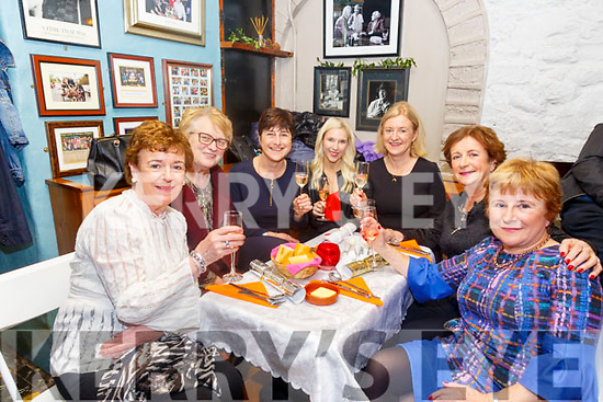 Womens Christmas: attending the Womens Christmas party at McCarthy's Bar, Finuge on Saturday night last were Majell Griffin, Mary McCarthy, Angela O'Connor, Erin Brounwell, Mary Comer, Kathleen Hanley & Bridget O'Connor.
