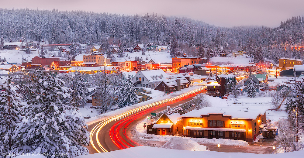 Truckee Lights