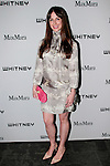 Fashion designer Ariana Rockefeller attends the annual Whitney Art Party hosted by the Whitney Contemporaries, and sponsored by Max Mara, at Skylight at Moynihan Station on May 1, 2013.