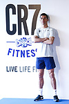 Cristiano Ronaldo of Real Madrid attends the new  Crunch Fitness Gym in Madrid, Spain. March 13, 2017. (ALTERPHOTOS / Rodrigo Jimenez)