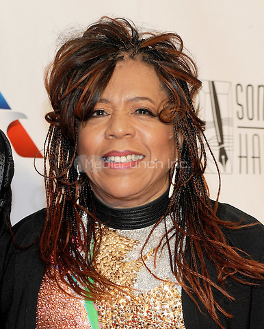 NEW YORK, NY - JUNE 09: Valerie Simpson attends the 47th Annual Songwriters Hall Of Fame Induction And Awards Gala at The New York Marriott Marquis on June 9, 2016 in New York City.  Photo Credit:John Palmer/ Media Punch