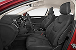 Front seat view of a 2015 Ford Mondeo Titanium 5 Door Hatchback Front Seat car photos